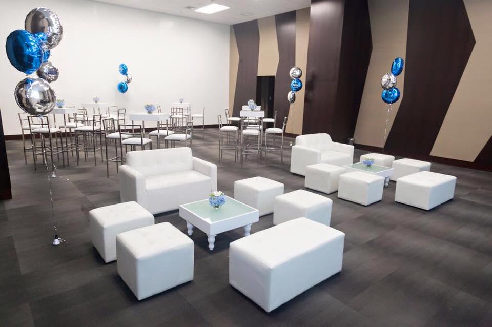 alquiler de salas lounge